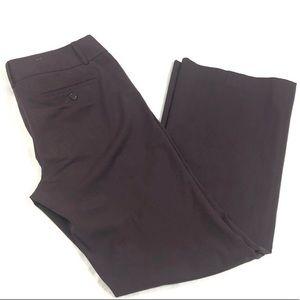 LOFT Marisa Trouser Pants Sz 10